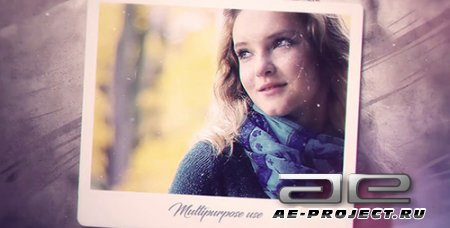 Faded Memory - Project for After Effects (Videohive)