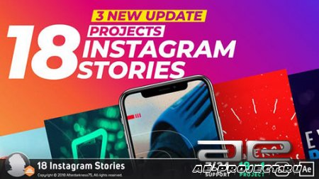 Instagram Stories 22798802 - Project for After Effects (Videohive)