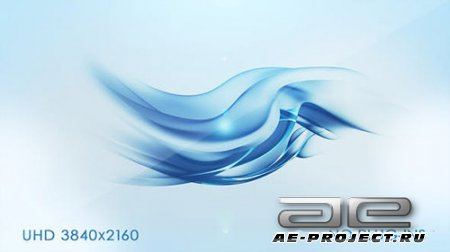 Flow Logo 24336521 - Project for After Effects (Videohive)